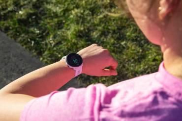 """""""การ์มิน"""" พลิกโฉมนิยามใหม่ของนาฬิกาวิ่ง เปิดตัว """"FORERUNNER 55"""" จีพีเอส สมาร์ทวอทช์ ที่พร้อมสนับสนุนให้การวิ่งเป็นนิวแฮบิท 20 - Garmin"""