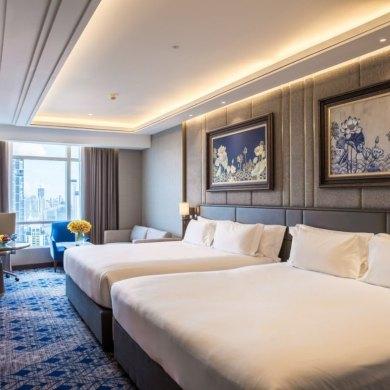 """พักผ่อนแบบเต็มอิ่มกับแพ็กเกจสุดพิเศษสำหรับครอบครัว """"Family Premium"""" ณ โรงแรมเซ็นทาราแกรนด์ฯ เซ็นทรัลเวิลด์ 24 -"""
