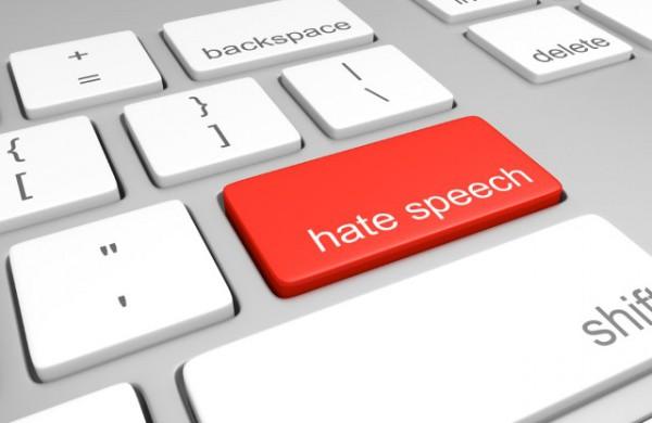 Risultati immagini per HATE SPEECH