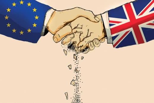 """no """"deal"""" brexit"""