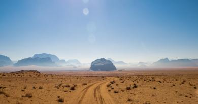 El desierto en la cuaresma