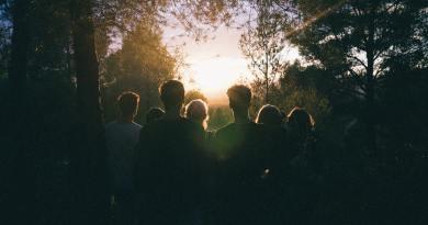 Reunidos para la oración