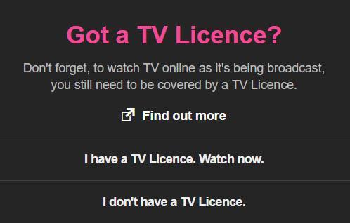 Unblock BBC iPlayer