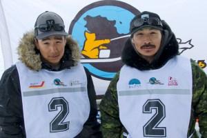 2 - Racer: Novalinga Novalinga <br>  Partner: Juani Uqaituq <br>  Community: Puvirnituq