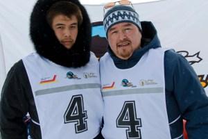 4 - Racer: Billy Cain <br>  Partner: Charlie Cain <br>  Community: Tasiujaq
