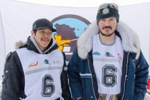 6 - Racer: Jean-Marie Beaulne <br>  Partner: Peter Novalinga <br>  Community: Puvirnituq
