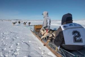 Ivakkak 2017Umiujaq Inukjuak - Team 2 Harry Okpik and Mathew Okpik