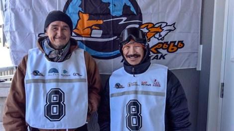 Musher: Novalinga Novalinga Partner: Johnny  Sivuarapik Community: Puvirnituq