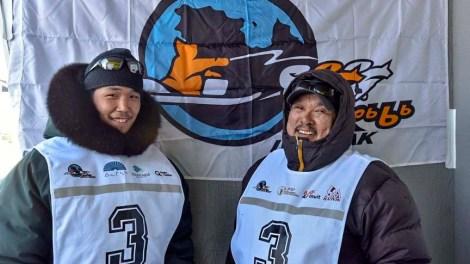 Musher: Peter Ittukallak Partner: Putugu Iqiquq Community: Puvirnituq
