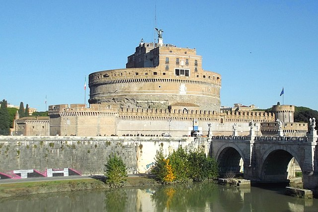 Roma – Castel Sant'Angelo
