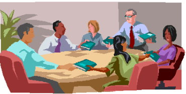 El comité y las reuniones de seguridad