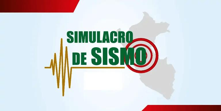 III Simulacro de sismo 2019