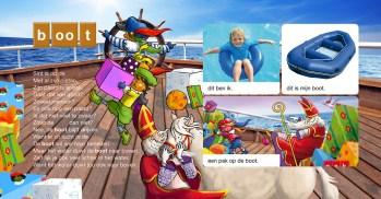 """""""Op de boot van Sint"""", Zwijsen"""