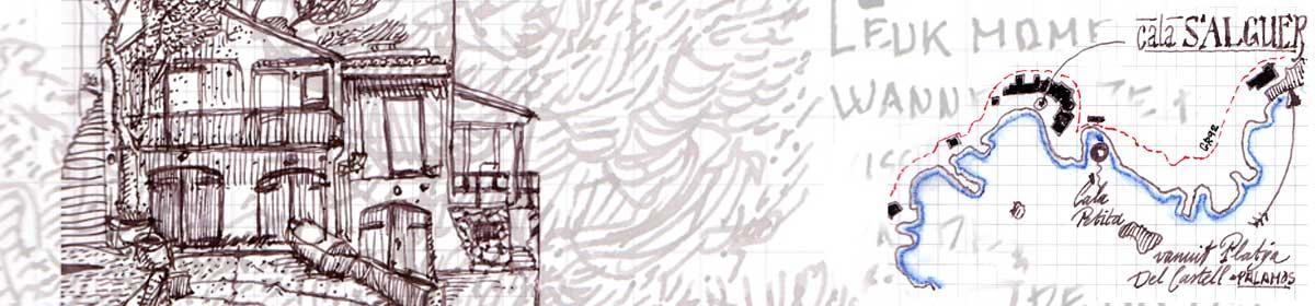 Sketchbook SPain