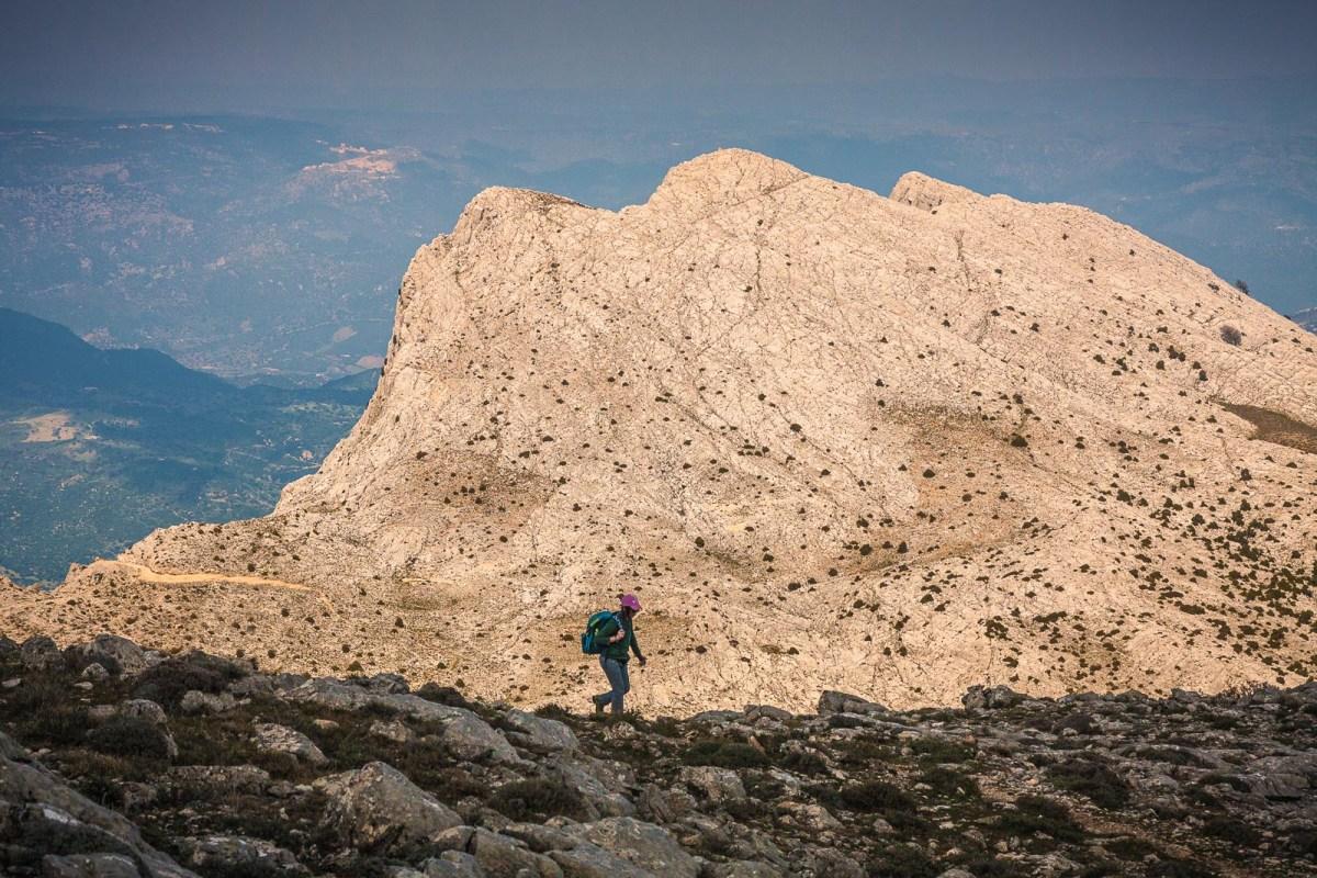 Trekking a Monte Corrasi – Ivan Sgualdini
