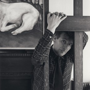 """Arnold Newman: """"Marc Chagall"""", New York, 1942"""