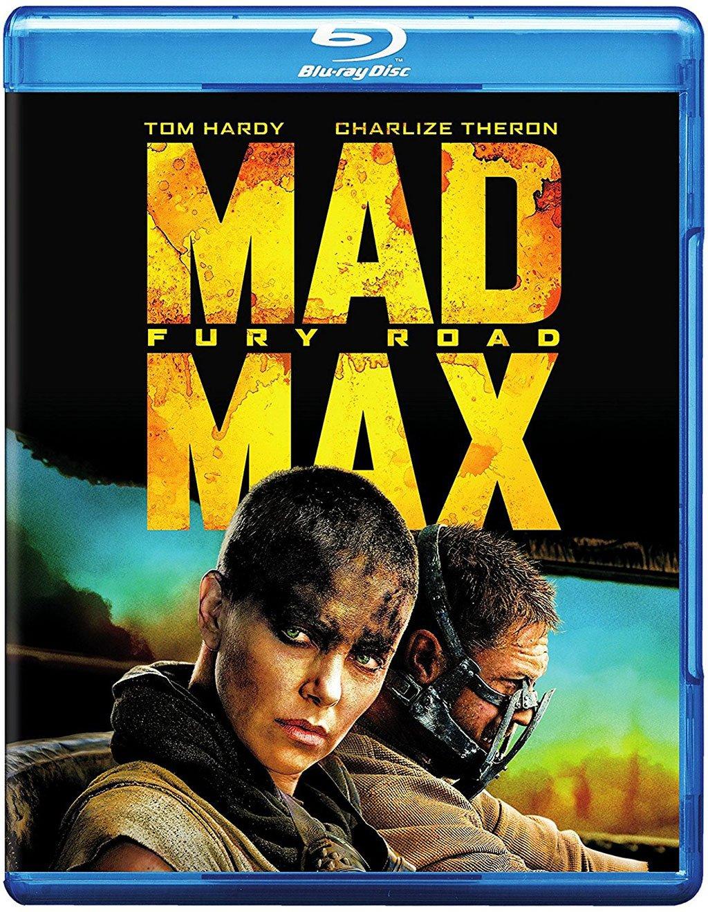 Mad Max Fury Road Dolby Atmos Blu-ray