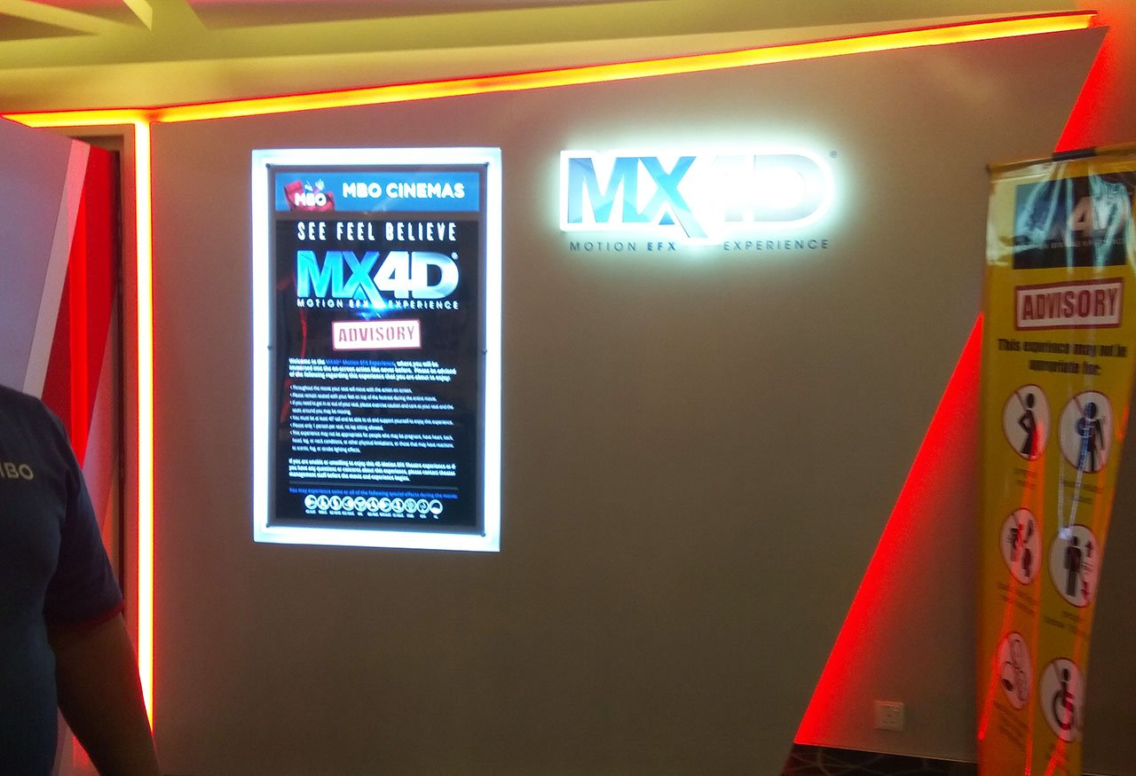 MX4D Starling