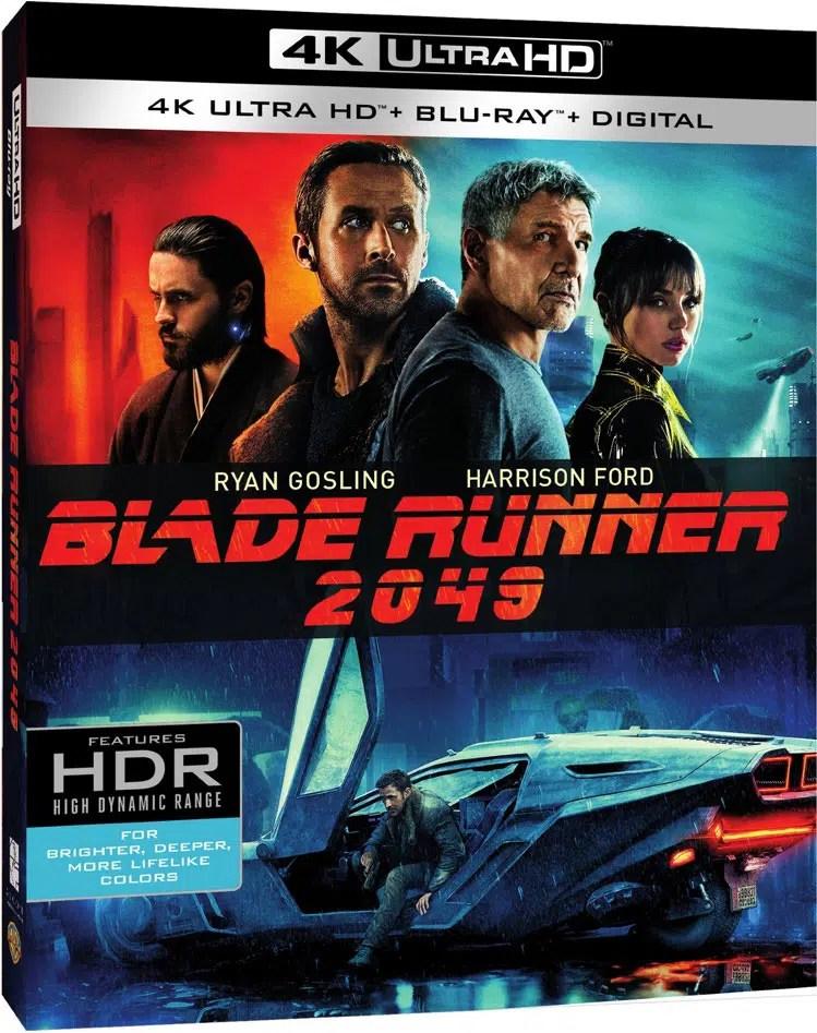 Blade Runner 2049 4K HDR