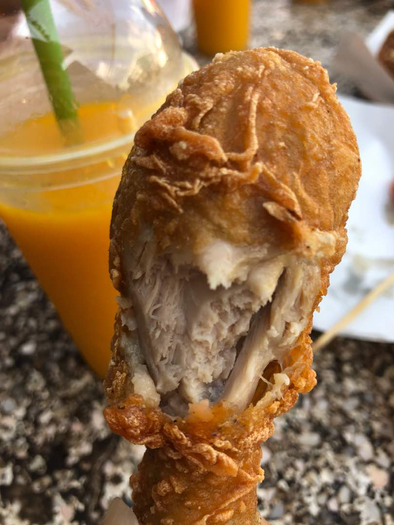 Fried Chicken Patong Food Court