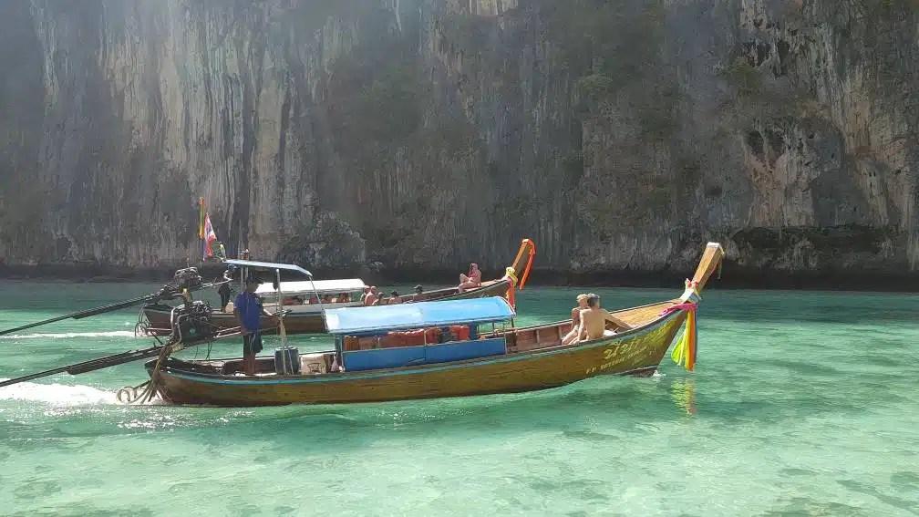 Phi Phi Island Boat