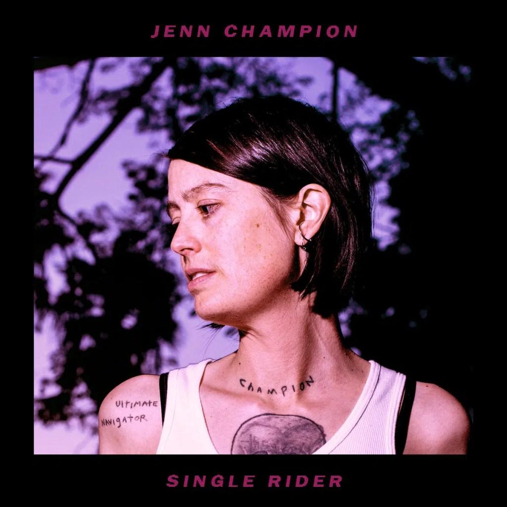 Jenn Champion – Single Rider, Indie / Synth Pop Album Review