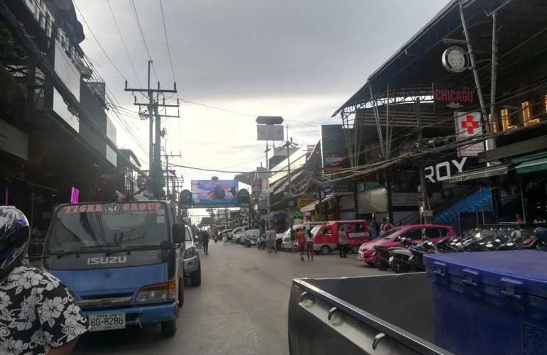 Bangla Walking Street Patong