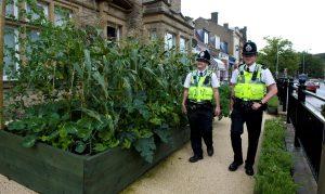 incredible policemen