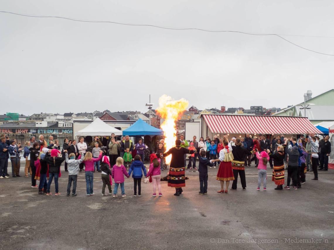 Pomorfestivalen - Der øst møter vest