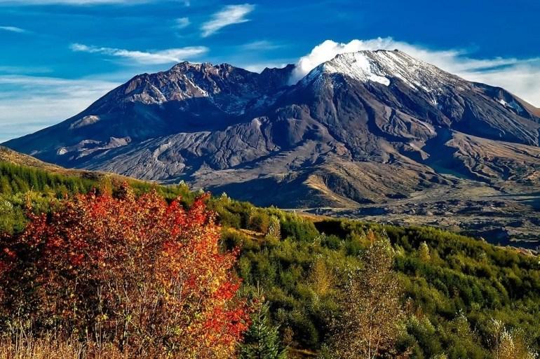 Mount St.-Helens