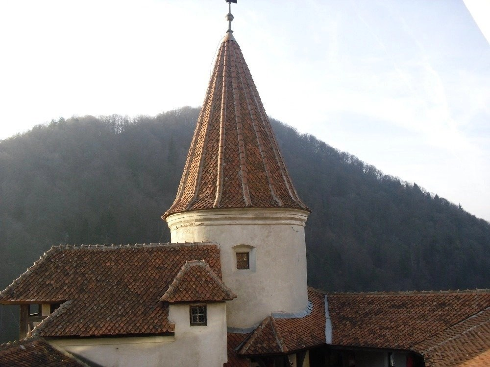Bran Castle during the Dracula Tour