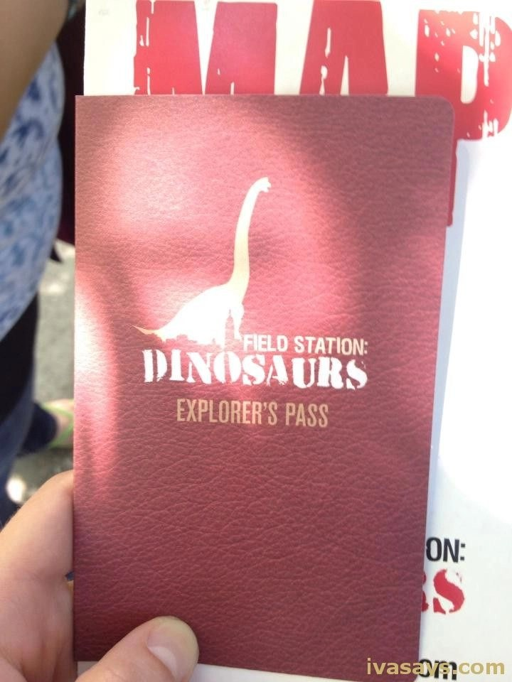Events in New Jersey: Field Station Dinosaurs Park