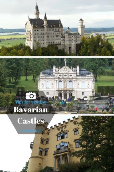 Travel Tip for Visiting the Bavarian Castles in Germany - Iva Says