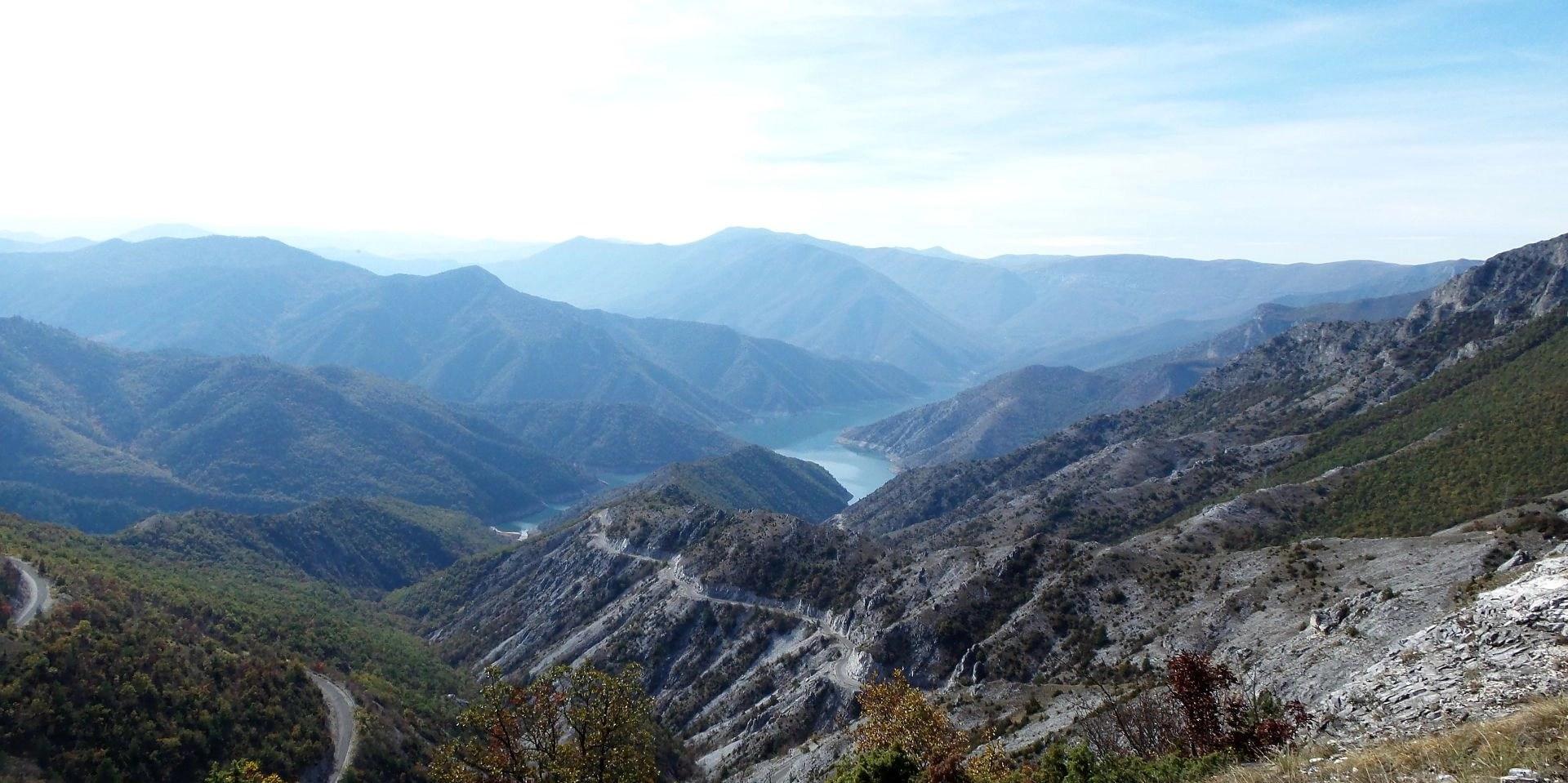 Viewpoint at Kozjak Macedonia