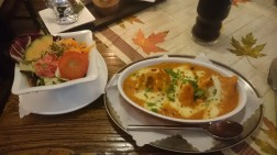 Tasty Germany: Stuffed Pasta at Zur blauen Traube