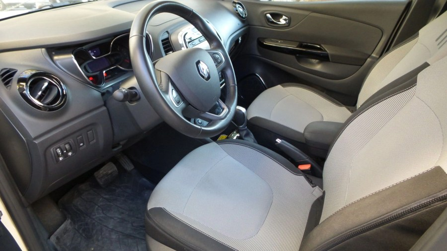 Inside the Captur