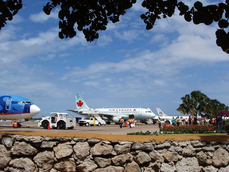 International Airport in Punta Cana