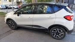 Renault Captur 2016 Creme