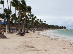 High winds in punta cana