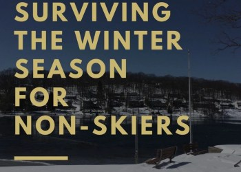 Tips for surviving the winter season as a non-skier