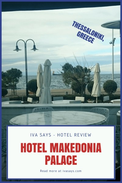 Hotel Review of Hotel Makedonia Palace in Thessaloniki, Greece