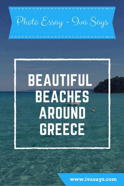 Photo Essay Beautiful Beaches Around Greece #travel