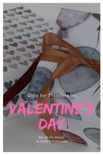 Get the perfect gift for your fellow traveler with these great valentine's day gift ideas. Valentine Day's gifts for travelers. Valentine day's gifts for her, Valentine day's gifts for him, Valentine day's gifts for couples, Valentine day's gifts for unisex
