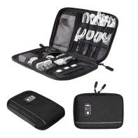 Organizer for cables and electronics from the Valentine's Day Gifts For Travelers