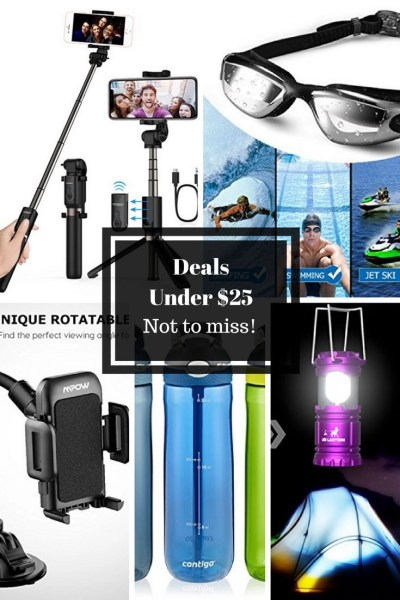 Awesome deals on shopping products under $25 for sports and outdoor travel gear.