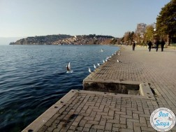 Travel Destination: Ohrid, Macedonia. Why should one visit Ohrid, Macedonia? For starters Ohrid, Macedonia has been a UNESCO World Heritage Cultural and Natural Site since the 1980s. Ohrid Lake is also the oldest lake in Europe. There are many more historical reasons why Ohrid should be on anyone's bucket list to visit this wonderful place, read them at www.ivasays.com travel | cultural travel | romantic travel | buck list | Europe travel
