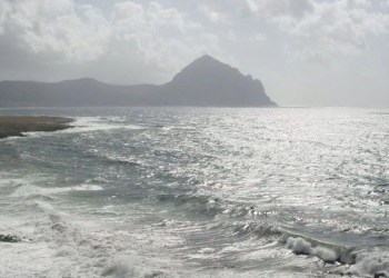 The Coastal Line in Sicily, Italy | Visiting and Exploring the beautiful Sicilian island in Italy | #italy #travel #sicily