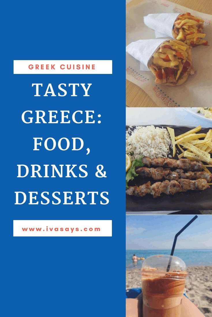 Discover Wonderful Greece Through Its Delicious Cuisine • Iva Says