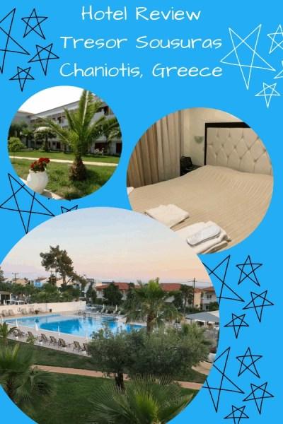 Tresor Sousuras Hotel in Chaniotis, Greece