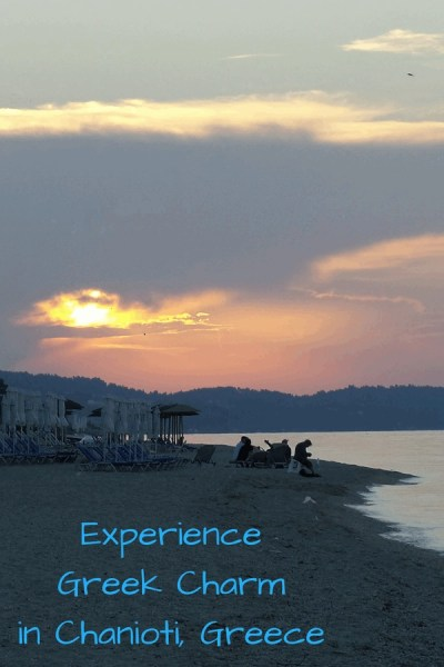 Experience the true charm of a small Greek town - Chaniotis, Greece